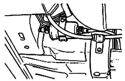 Рисунок топливного фильтра